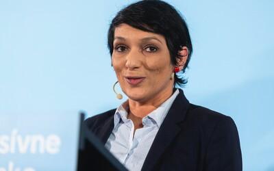 Irena Bihariová sa stáva predsedníčkou strany Progresívne Slovensko, porazila Michala Trubana