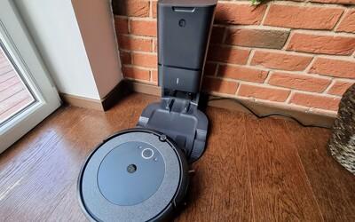 iRobot Roomba i3 je lacnejšia možnosť, ako si vysávač pár mesiacov nevšímať (Recenzia)