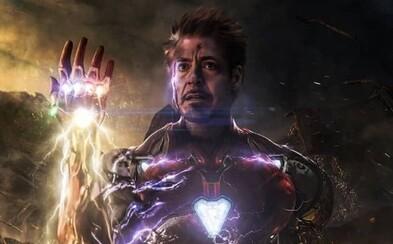Iron Manova smrt ovlivní budoucnost MCU a mnohé další filmy. Robert Downey Jr. za Endgame vydělal 75 milionů dolarů