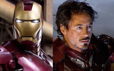 Iron Manův nejslavnější oblek z prvního filmu se stal terčem krádeže
