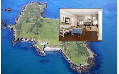 Irský ostrov může být tvůj za 2 miliony eur. Má rychlý internet, pohřebiště Vikingů a nikdo tě tam otravovat nebude