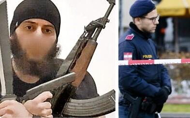 """Islamský terorista z Viedne vraj organizoval tento rok stretnutie džihádistov u seba doma. Mali posedávať v parkoch a """"jednať"""""""