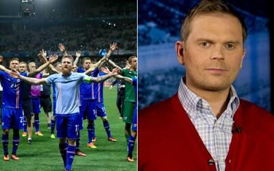 Islandského komentátora ovládli emócie a svojím sympatickým prežívaním zápasu sa stal hitom internetu