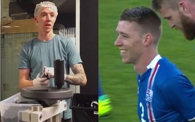Islandský obránce musel ve fabrice dostat povolení, aby mohl hrát na MS