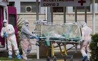 Itálie hlásí nová čísla: Za jeden den 5986 nových případů nakažených, 627 koronaviru podlehlo