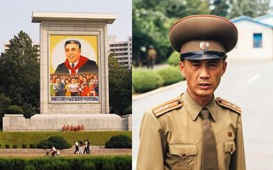 Izolovaná Severná Kórea ponúka pohľad do svojho vnútra prostredníctvom fotografií amerického turistu