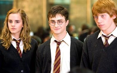 J. K. Rowling překvapila fanoušky. Na sociální síti odhalila pravdu o původu Harryho Pottera
