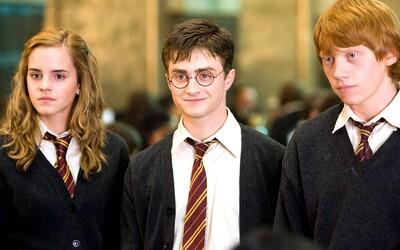 J. K. Rowling prekvapila fanúšikov. Na sociálnej sieti odhalila pravdu o pôvode Harryho Pottera