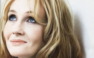 J. K. Rowlingová napsala další knihu ze světa Harryho Pottera!