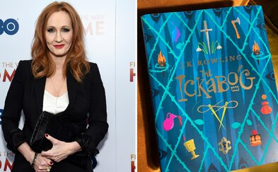 J.K. Rowlingová vydáva novú detskú knihu. Zisk daruje charitám, ktoré pomáhajú v boji s Covidom