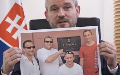 Ja mám fotky, Kiska má videá s mafiánmi, hovorí Boris Kollár