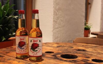 Jablkový mušt inak, alebo pravý slovenský cider (Rozhovor)