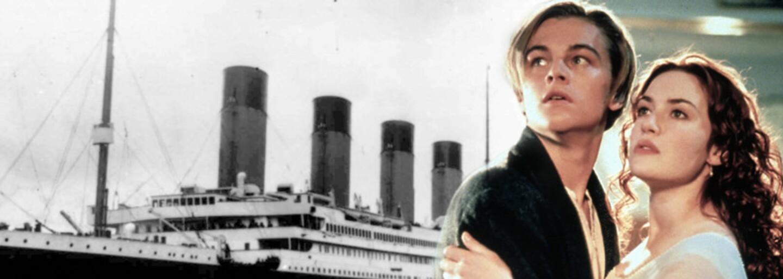 Jack a Rose z Titanicu neexistovali. Které příběhy hrdinů jsou pravdivé a co je čistá fikce?