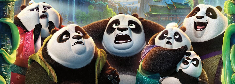 Jack Black je späť a Kung Fu Panda 3 prichádza s posledným trailerom pred príchodom do kín