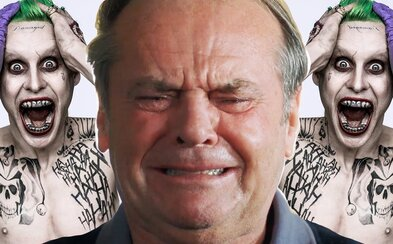 Jack Nicholson nie je práve dvakrát nadšený novým Jokerom v podaní Jareda Leta