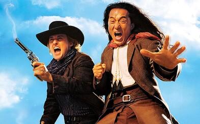 Jackie Chan a Owen Wilson se vrátí coby šanghajští rytíři v pokračování oblíbené komedie!