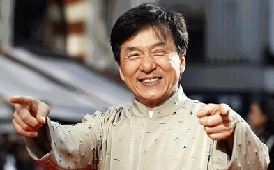 Jackie Chan dostane Oscara za celoživotné dielo!