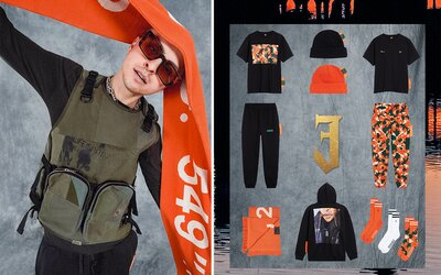 Jägermeister představuje svoji streetwear kolekci. Podpořil ji návrhář Bloody Osiris i Dalyb