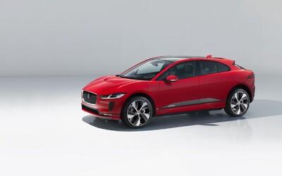 Jaguar přichází se sériovou podobou atraktivního elektromobilu, kterým útočí na Teslu