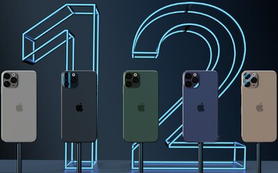 Jak bude vypadat iPhone 12? Přinese 64megapixelové fotoaparáty, vylepšený noční režim i nový makro mód