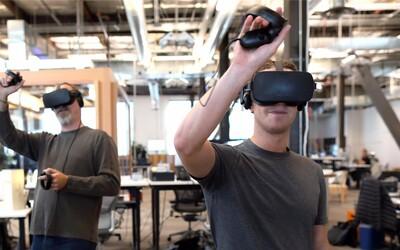 Jak bude vypadat sociální síť ve VR headsetech? Mark Zuckerberg a jeho Oculus nám předvedli budoucnost