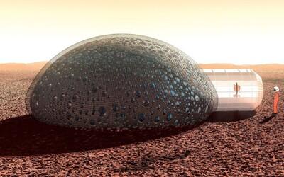 Jak bychom mohli bydlet na Marsu: V bublině a zavrtaní do země