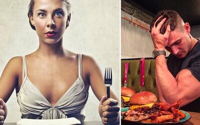 Jak dlouho můžeš být bez jídla, než začneš přicházet o svalovou hmotu?