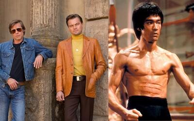 Jak do Tarantinova nového filmu zapadne Bruce Lee a proč půjde o bizarní příběh ve stylu Pulp Fiction?