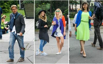 Jak je na tom móda a Mezinárodní filmový festival ve Varech? Byli jsme to zkontrolovat