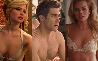 Jak prožívali natáčení erotickych scén Margot Robbie, Mila Kunis, Jake Gyllenhaal a další? Provázela je nervozita, nechuť, ale i nadšení