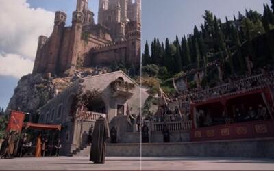 Jak se vlastně točí Game Of Thrones? Je to všechno Fake!