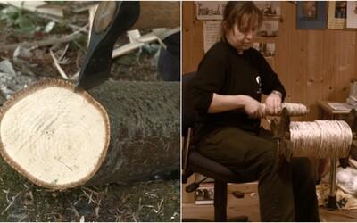 Jak se vyrábí lano ze stromu za pomoci tisíce let staré techniky? Jedná se o dlouhý a náročný proces, který nebyl cizí ani Vikingům