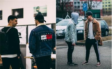 Jak se vyvíjí módní vkus mladých Pražanů? Podívej se na fotky outfitů z víkendové akce