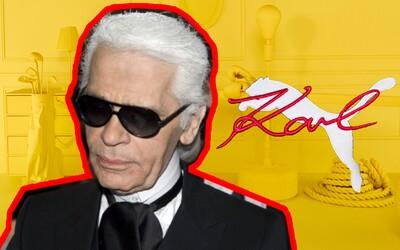 Jak se značce Puma podařilo spolupracovat s Karlem Lagerfeldem půl roku po jeho smrti?