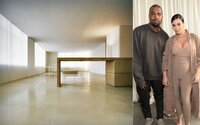 Jak to vypadá v minimalistickém apartmánu o hodnotě 110 milionů korun, který inspiroval Kanyeho při tvorbě své kolekce?