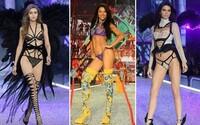 Jak to vypadalo na nejkrásnější přehlídce roku Victoria's Secret? Prohlédněte si záběry plné krásných žen