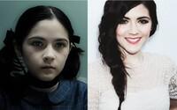 Jak ve skutečném životě vypadají děti z hororových filmů, které na obrazovce nelítostně vraždí?