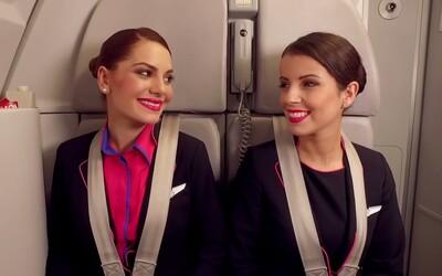 Jak vypadá běžný den v životě letušky? Společnost Wizz Air to ukázala veřejnosti v krátkém videu