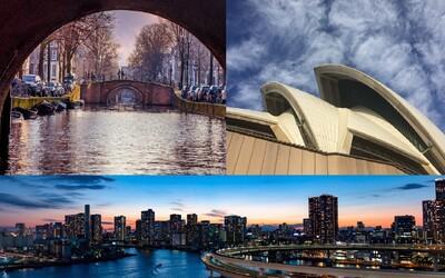 Jak vypadá žebříček 10 nejbezpečnějších velkoměst světa? Tady jsou místa, kde se nemáš čeho bát