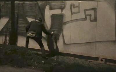 Jak vypadají klasické noci nejaktivnější pražské graffiti crew? Nové video tě přenese do zmrzlých ulic