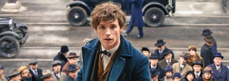 Jak vypadají kouzelní tvorové ze spin-offu Harryho Pottera, na které se můžeme těšit už v listopadu?