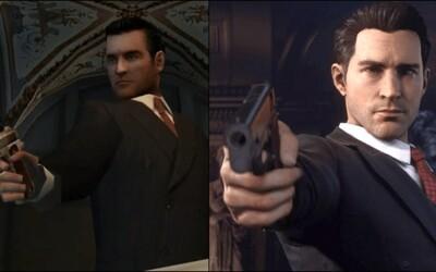 Jak vypadají Tommy, Paulie či Don Salieri v remaku Mafie? Jsi spokojen se změnou vizuálu?
