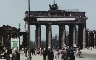 Jak vypadal Berlín dva měsíce po druhé světové válce?