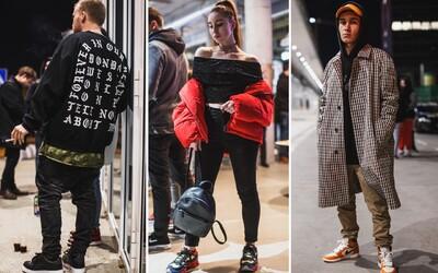 Jak vypadala móda na otevření bratislavské prodejny Footshopu?