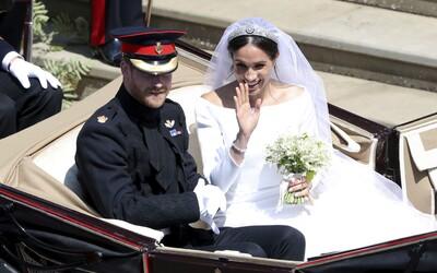 Jak vypadala svatba prince Harryho a Meghan Markle? Výjimečné události se zúčastnili i Beckhamovi, George Clooney či herci ze Suits