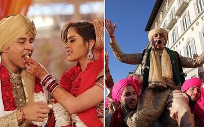 Jak vypadala svatba za 20 milionů eur? Indický magnát na svém synovi rozhodně nešetřil
