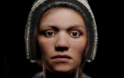 Jak vypadaly děti před 30 000 lety? Přesná vizualizace přibližuje jejich vzhled se všemi podrobnostmi