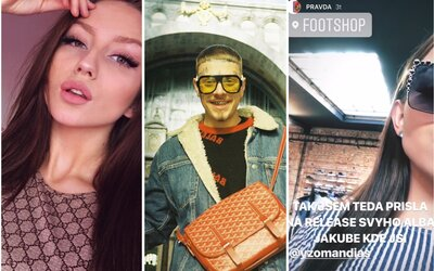 Jak vznikl název alba Sbohem Roxano? Žena na Instagramu zveřejňuje screenshoty a tvrdí, že se Yzomandias loučí právě s ní