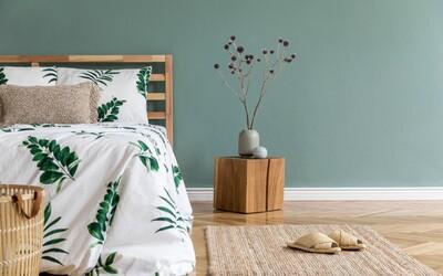 Jak zařídit ložnici, aby se ti v ní dobře přebývalo?