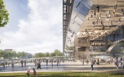 Jaká bude Praha zítra? Podívejte se na projekty, které budou brzy měnit tvář hlavního města
